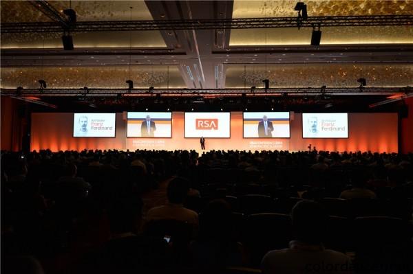 RSA开场keynote